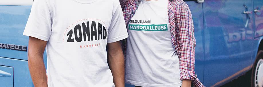 Nouveautés sur le thème du Handball